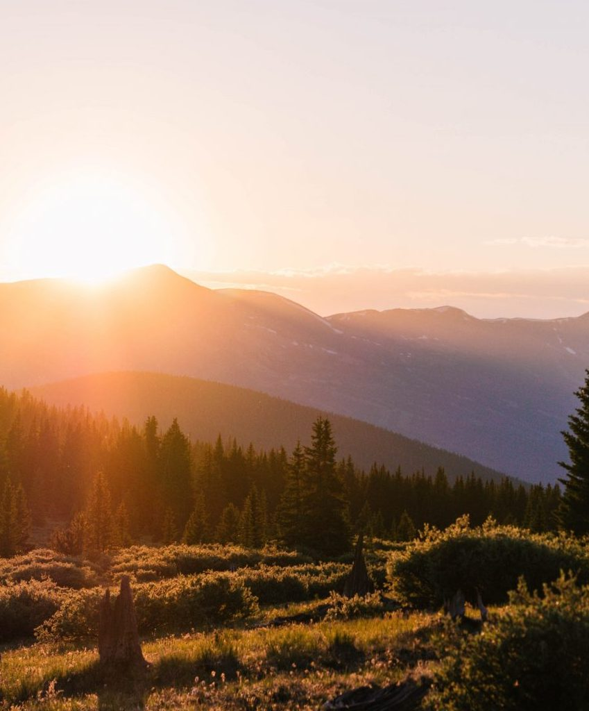 Peaceful Mountain