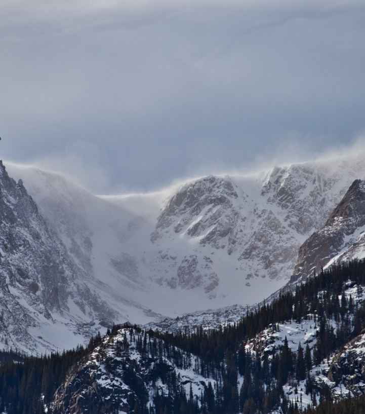 snowy colorado mountain it support